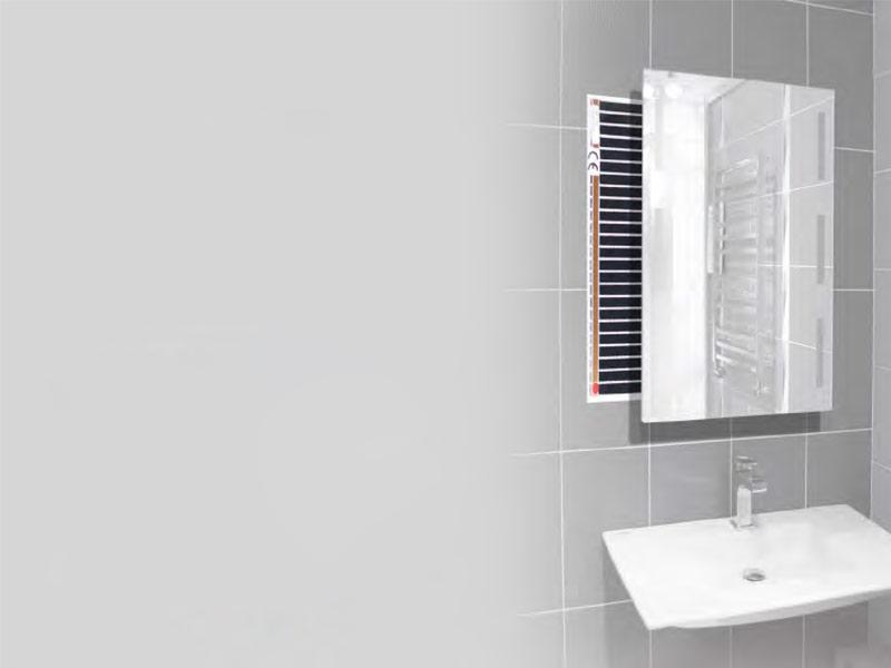 riscaldamento elettrico bagni