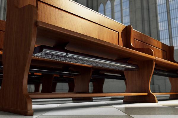 ecosun CH - pannelli-radianti-chiese-sotto-seduta-sedile