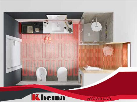 Il bagno: Stile comfort e funzionalità